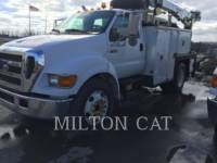 FORD ON HIGHWAY TRUCKS F650 equipment  photo 3