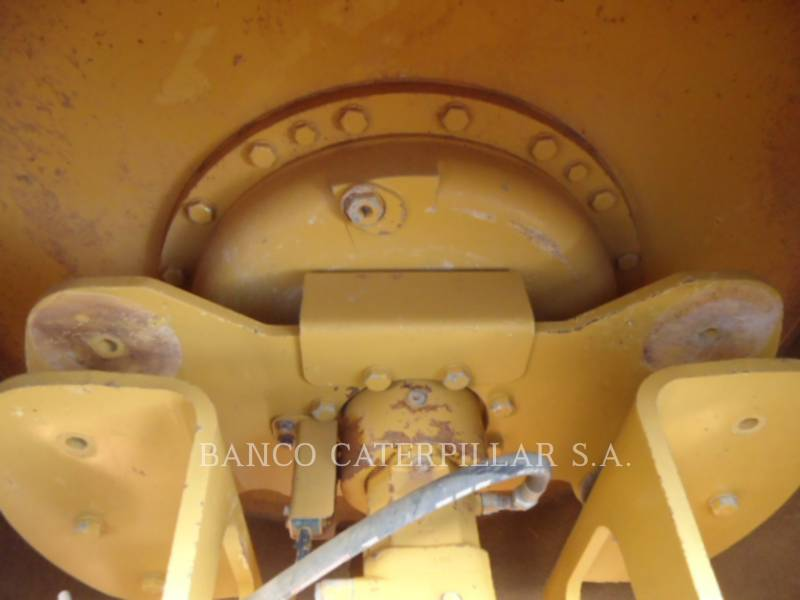CATERPILLAR VIBRATORY SINGLE DRUM SMOOTH CS-533E equipment  photo 7
