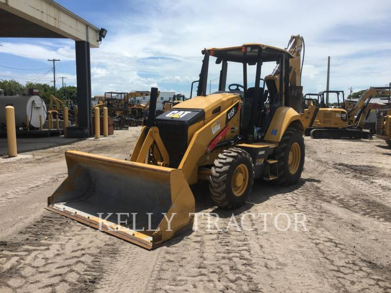 Caterpillar BULDOEXCAVATOARE 415F2ST equipment  photo 7