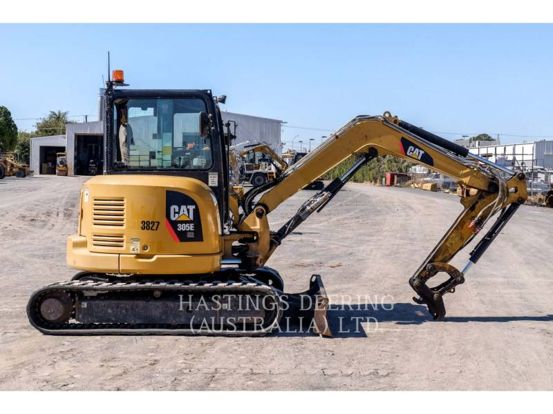 CATERPILLAR TRACK EXCAVATORS 305E C2 equipment  photo 4