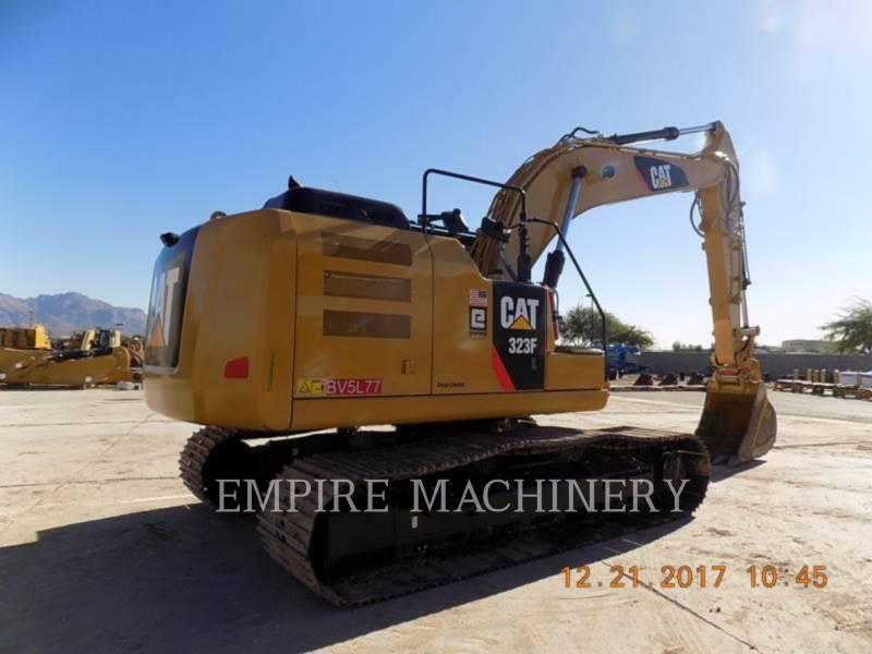 CATERPILLAR EXCAVADORAS DE CADENAS 323FL equipment  photo 2