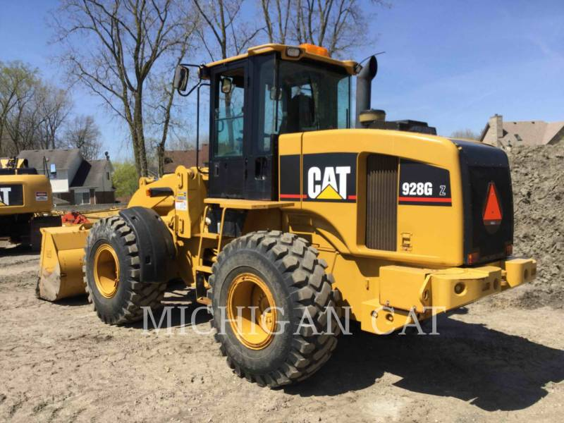 CATERPILLAR WHEEL LOADERS/INTEGRATED TOOLCARRIERS 928GZ LS equipment  photo 3