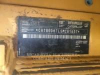 CATERPILLAR TRACK TYPE TRACTORS D6T equipment  photo 6