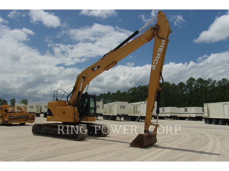 CATERPILLAR TRACK EXCAVATORS 321DLLONG equipment  photo 2