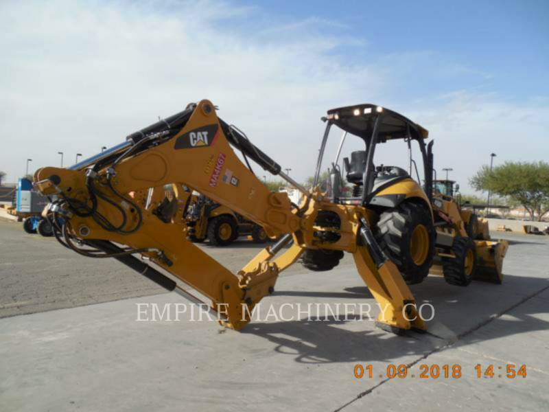 CATERPILLAR RETROEXCAVADORAS CARGADORAS 450F equipment  photo 2