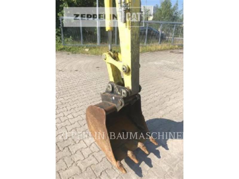 YANMAR KETTEN-HYDRAULIKBAGGER VIO25-4 equipment  photo 12