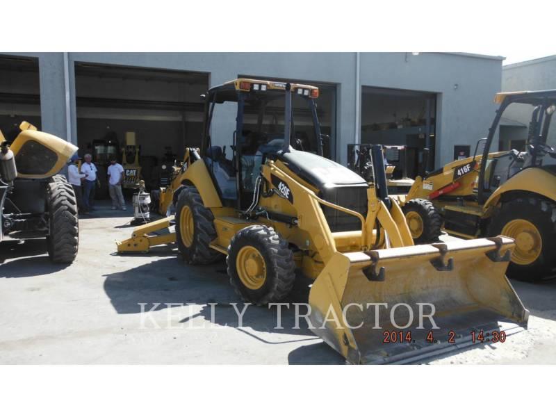 CATERPILLAR RETROEXCAVADORAS CARGADORAS 420EST equipment  photo 1