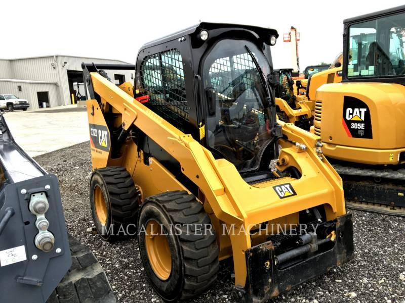 CATERPILLAR スキッド・ステア・ローダ 272D equipment  photo 1