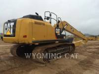 CATERPILLAR TRACK EXCAVATORS 336EL LR equipment  photo 1