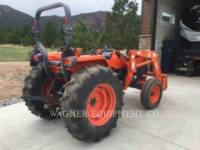 KUBOTA TRACTOR CORPORATION TRACTEURS AGRICOLES L4400E equipment  photo 7