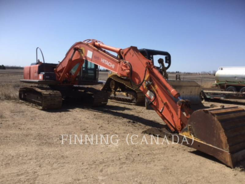 HITACHI EXCAVADORAS DE CADENAS ZX200LC equipment  photo 1