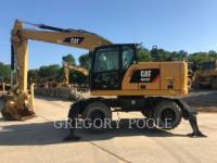 CATERPILLAR WHEEL EXCAVATORS M316F equipment  photo 7