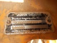 JOHN DEERE ÎNCĂRCĂTOARE PE ROŢI/PORTSCULE INTEGRATE 544E equipment  photo 10