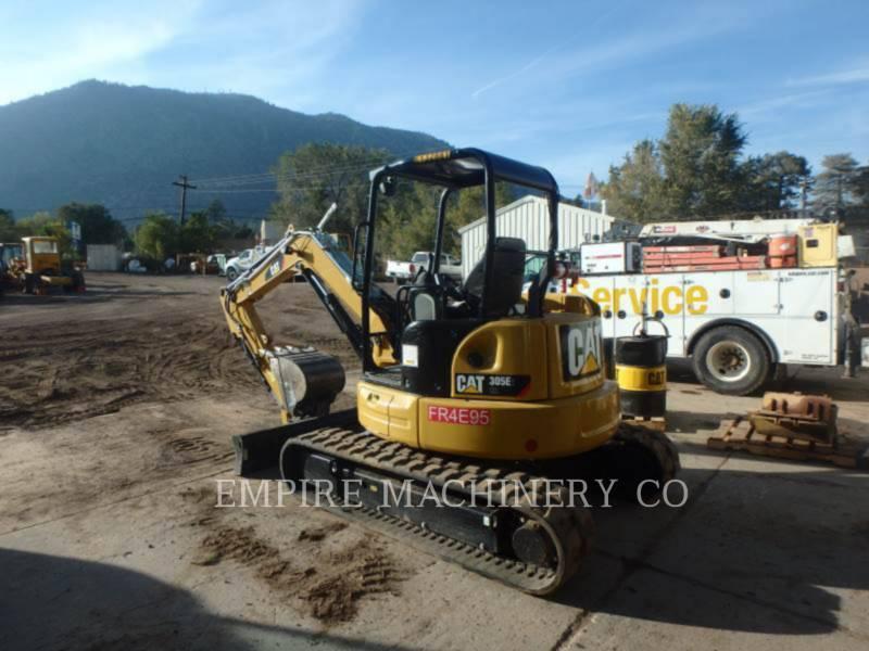 CATERPILLAR TRACK EXCAVATORS 305E2 ORPA equipment  photo 3