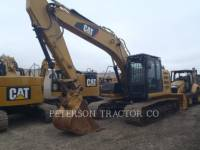 CATERPILLAR ESCAVATORI CINGOLATI 320ELRR equipment  photo 1