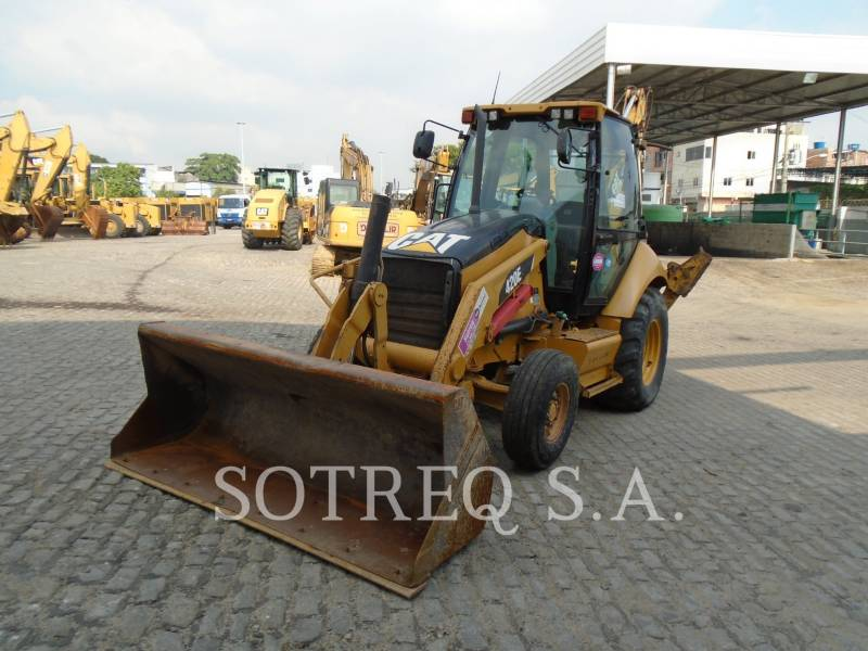 Caterpillar BULDOEXCAVATOARE 420EST equipment  photo 1