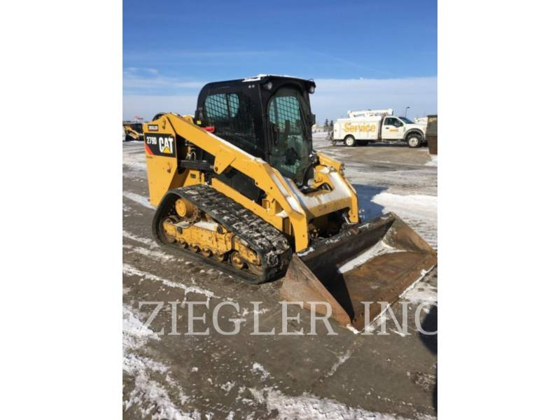 CATERPILLAR MULTI TERRAIN LOADERS 279DSR equipment  photo 2