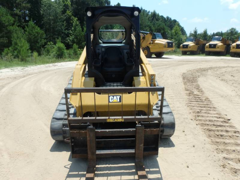 CATERPILLAR MULTI TERRAIN LOADERS 299D equipment  photo 6