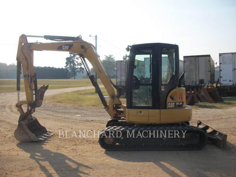 CATERPILLAR ESCAVADEIRAS 305.5E2 equipment  photo 6