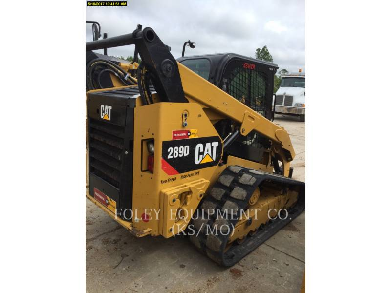 Caterpillar MINIÎNCĂRCĂTOARE RIGIDE MULTIFUNCŢIONALE 289DXPS2CA equipment  photo 3