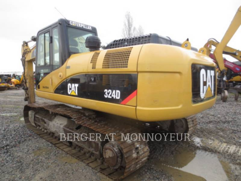 CATERPILLAR TRACK EXCAVATORS 324DLN equipment  photo 5