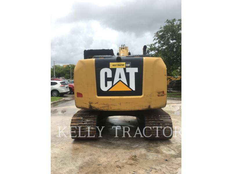 CATERPILLAR KETTEN-HYDRAULIKBAGGER 312EL equipment  photo 7