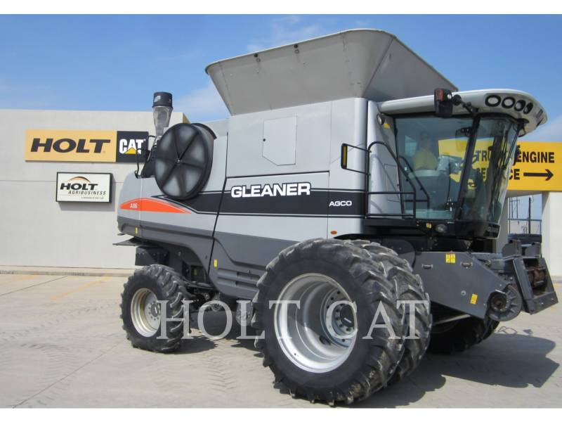 GLEANER COMBINAZIONI A86 equipment  photo 2