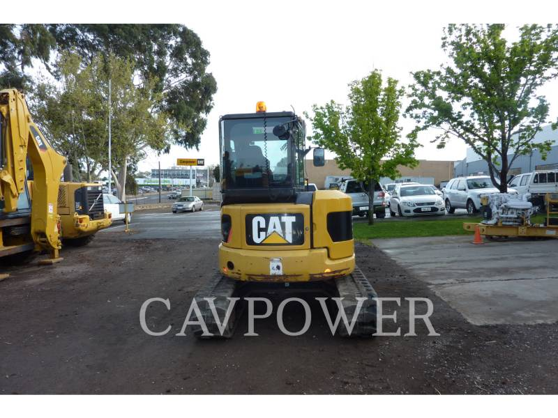 CATERPILLAR TRACK EXCAVATORS 305DCR equipment  photo 20