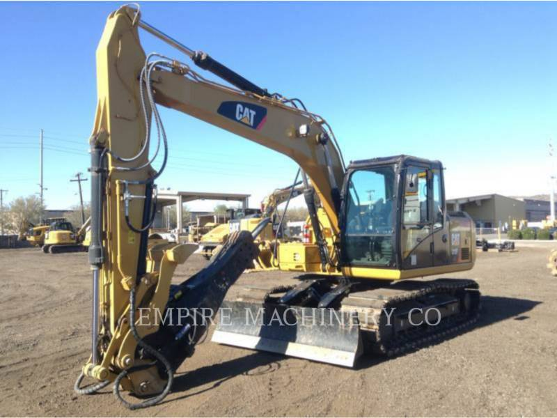 CATERPILLAR トラック油圧ショベル 313FL GC P equipment  photo 4
