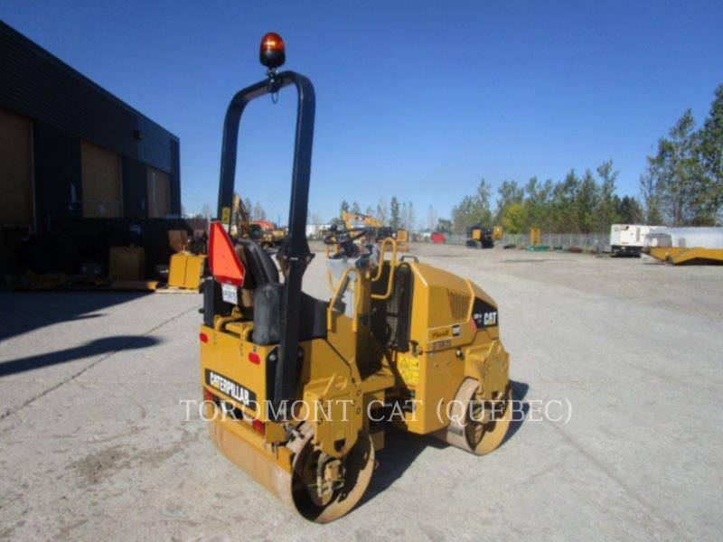 CATERPILLAR TANDEMOWY WALEC WIBRACYJNY DO ASFALTU (STAL-STAL) CB14 equipment  photo 8