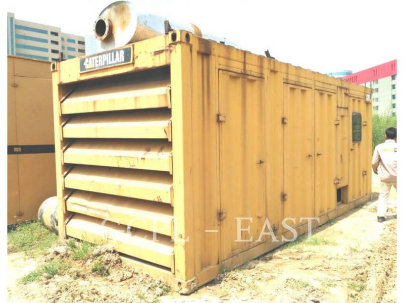 CATERPILLAR STATIONARY - DIESEL (OBS) 500 KVA equipment  photo 4