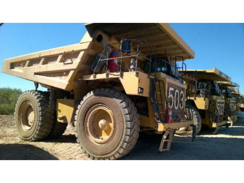 CATERPILLAR BERGBAU-MULDENKIPPER 777DLRC equipment  photo 1