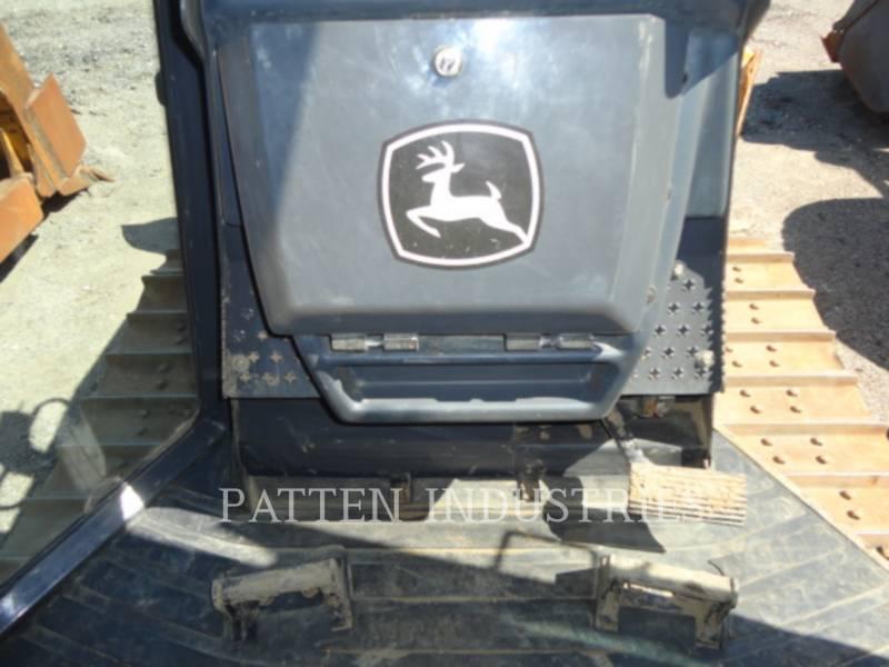 JOHN DEERE TRACTORES DE CADENAS 550K XLT equipment  photo 11