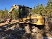 Equipment photo CATERPILLAR 320DFMHW Forestal - Procesador 1