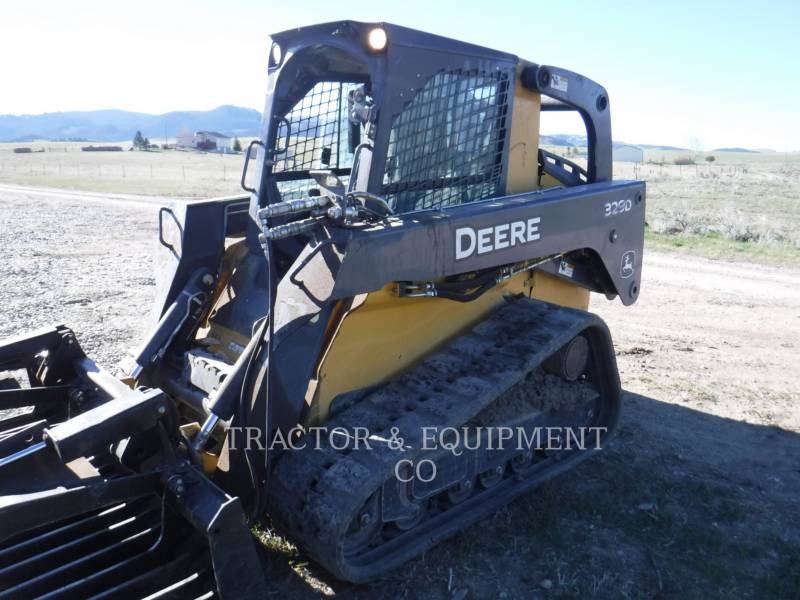 JOHN DEERE SKID STEER LOADERS 329D equipment  photo 7