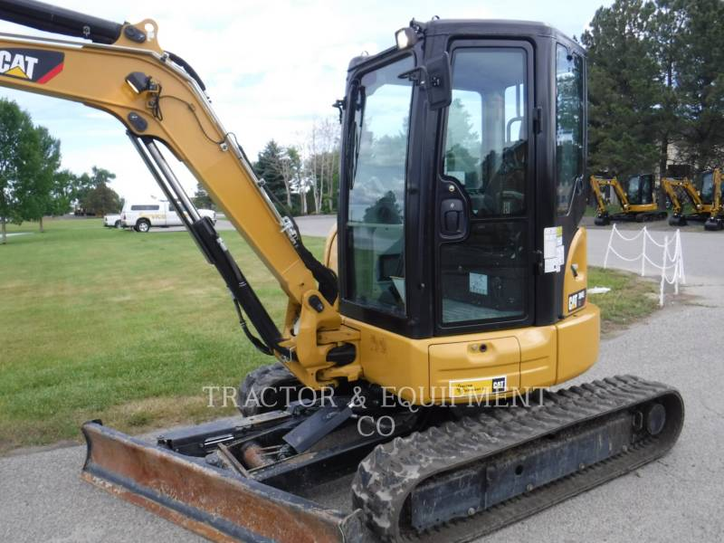 CATERPILLAR EXCAVADORAS DE CADENAS 304E2 CRCB equipment  photo 1