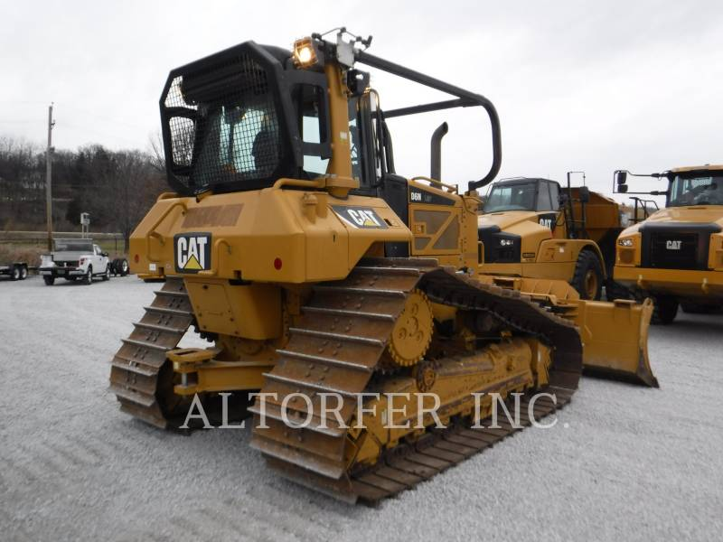 CATERPILLAR ブルドーザ D6N LGP equipment  photo 5