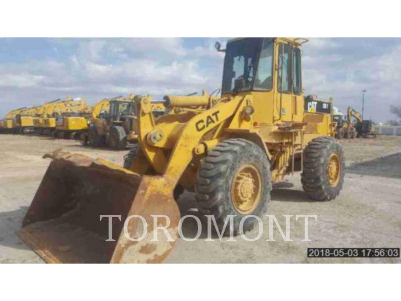 CATERPILLAR WHEEL LOADERS/INTEGRATED TOOLCARRIERS 926E equipment  photo 2