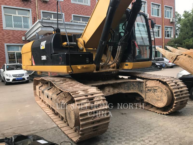 CATERPILLAR TRACK EXCAVATORS 336D2 equipment  photo 5