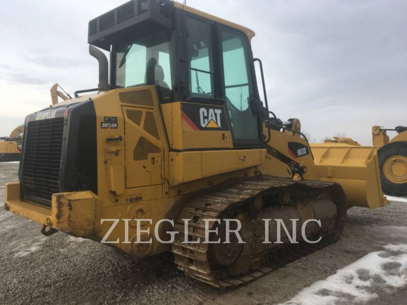 CATERPILLAR KETTENLADER 963D equipment  photo 2