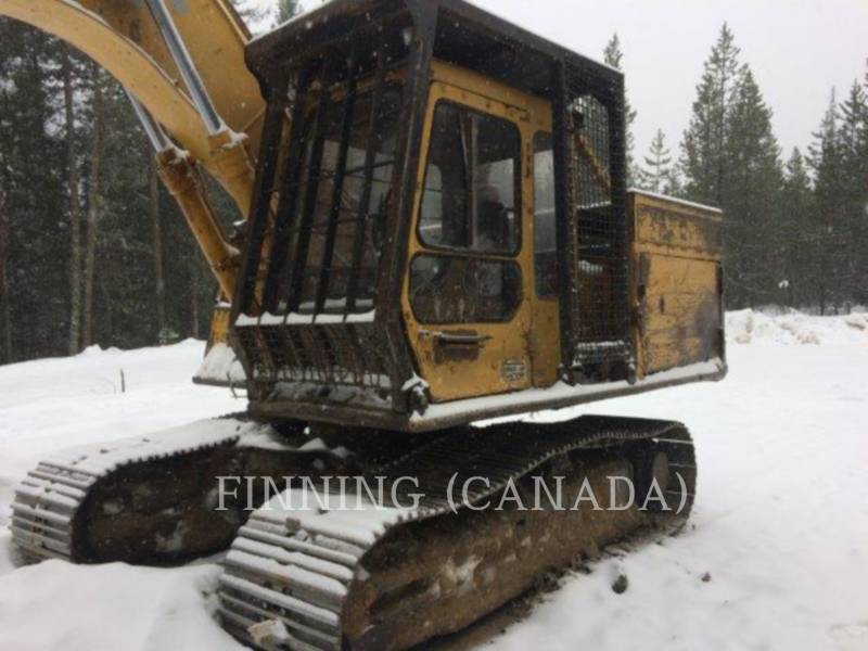 JOHN DEERE FORESTAL - EXCAVADORA 590D equipment  photo 1