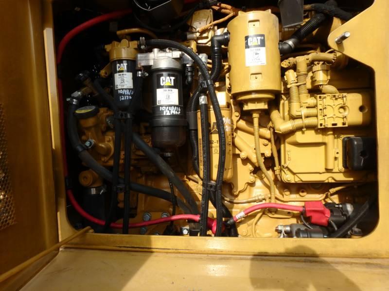 CATERPILLAR EXPLOITATION FORESTIÈRE - ABATTEUSES-GROUPEUSES - SUR PNEUS 563C equipment  photo 21