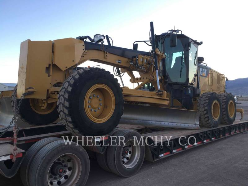 CATERPILLAR MOTONIVELADORAS 140M3 ARO equipment  photo 7