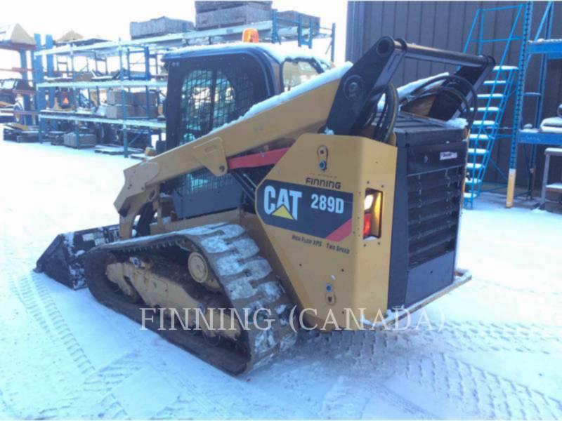 CATERPILLAR MULTI TERRAIN LOADERS 289D equipment  photo 4