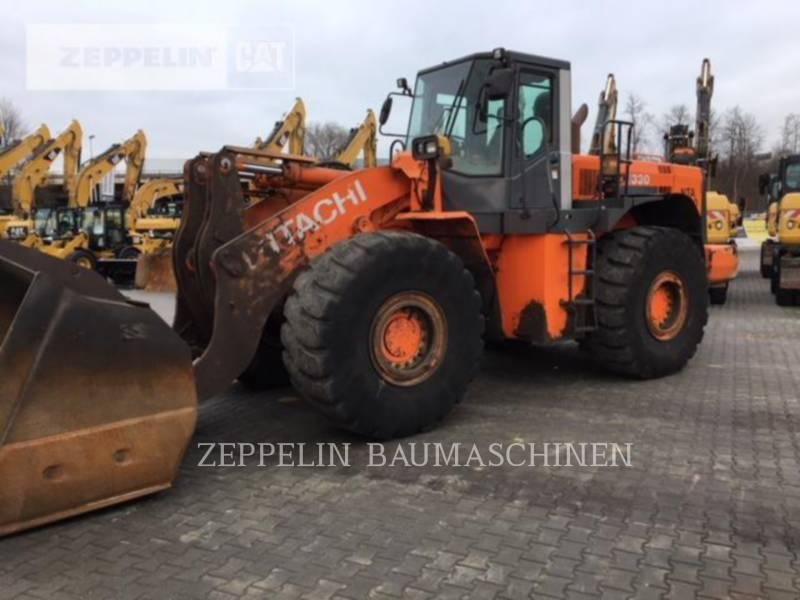 HITACHI ŁADOWARKI KOŁOWE/ZINTEGROWANE NOŚNIKI NARZĘDZI ZW330 equipment  photo 1
