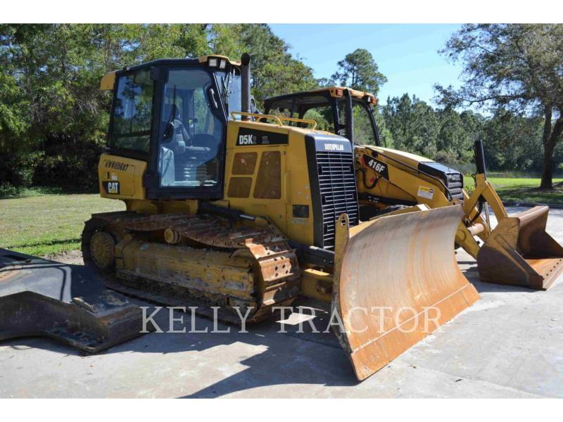 CATERPILLAR TRATORES DE ESTEIRAS D5K2XL equipment  photo 2