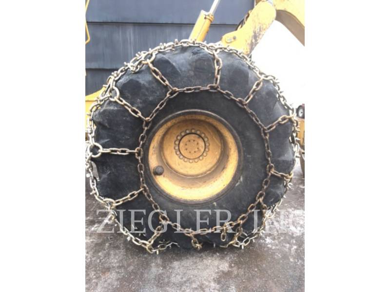 TIGERCAT FORESTRY - SKIDDER 610 C equipment  photo 14