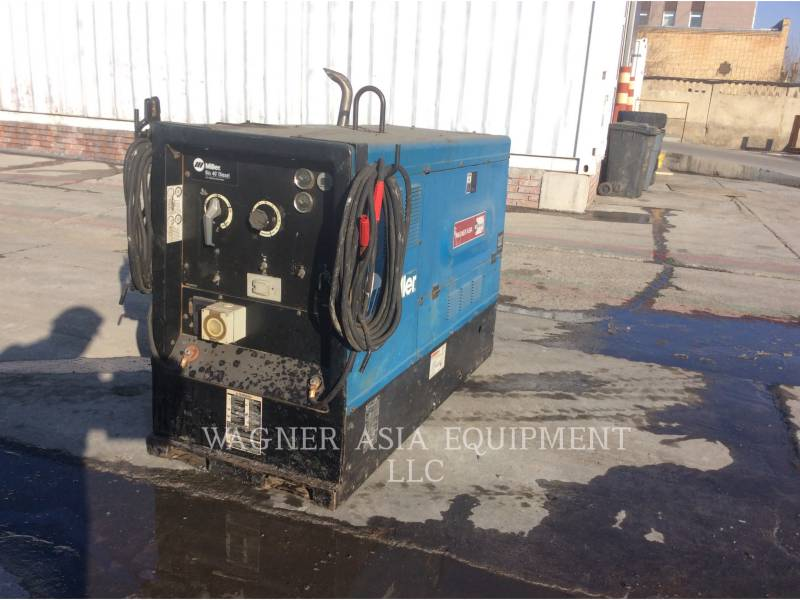 MILLER WELDERS BIG40 equipment  photo 13