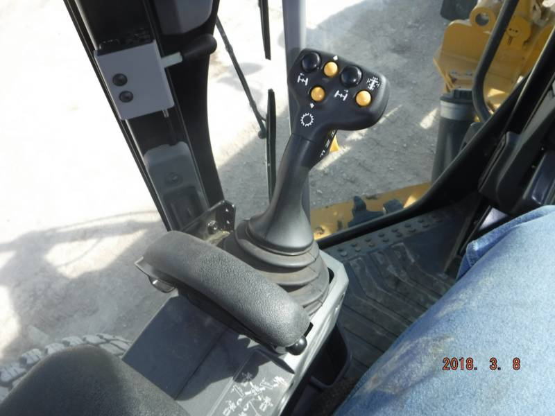 CATERPILLAR MOTONIVELADORAS 140M3AWD equipment  photo 15