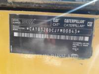 CATERPILLAR KOPARKI GĄSIENICOWE 320D2GC equipment  photo 13